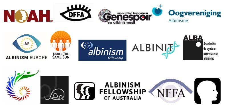 Logos of the organisations supporting this declaration.